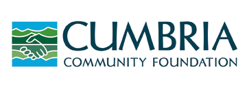 Cumbria Community Foundation logo one of the Funders for the Kirkby Community Centre