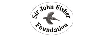 Sir John Fisher logo one of the Funders for the Kirkby Community Centre