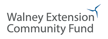 Walney Extension Community Fund logo one of the Funders for the Kirkby Community Centre