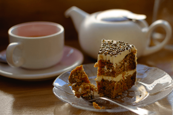 Tea and cake for the Kirkby Ladies Guild